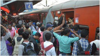 रेलवे के इस खास इंतजाम से खत्म होगा ट्रेन में सीटों का झगड़ा, जनरल डिब्बे में अब आराम से मिलेगी सीट!