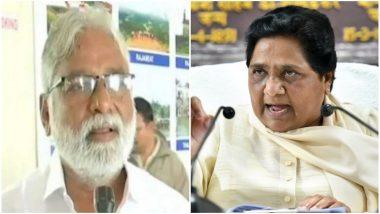 कर्नाटक में विश्वास मत के दौरान गैरहाजिर रहे BSP विधायक एन महेश, मायावती ने पार्टी से निकाला