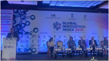 Global Innovation Index 2019: भारत ने फिर लगाई छलांग, GII सूचकांक में 5 पायदान ऊपर आया