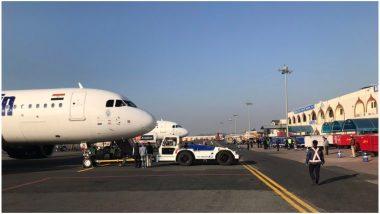 पटना एयरपोर्ट पर पिस्तौल के साथ युवक गिरफ्तार, इंडिगो की फ्लाइट से जा रहा था दिल्ली