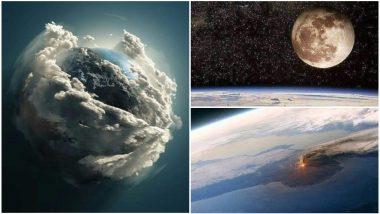 चंद्रयान-2 ने भेजीं पृथ्वी की ये तस्वीरें? सोशल मीडिया पर हो रही वायरल, जानिए क्या है सच?