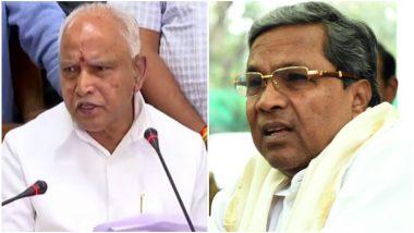 येदियुरप्पा सरकार का फैसला, कर्नाटक में अब नहीं मनाई जाएगी टीपू सुल्तान की जयंती, सिद्धारमैया बोले- बीजेपी के लोग सेक्युलर नहीं