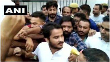 समाजवादी पार्टी के सांसद आजम खान के बेटे अब्दुल्ला को मिली जमानत, पुलिस हिरासत से रिहा हुए