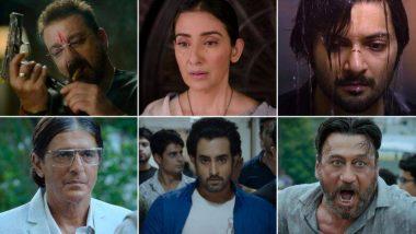 Prasthanam Teaser: संजय दत्त की फिल्म 'प्रस्थानम' का धमाकेदार टीजर आया सामने, देखें Video