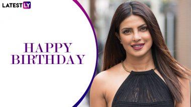 Happy Birthday Priyanka Chopra: बॉलीवुड से लेकर हॉलीवुड तक में नाम बनाने वाली देसी गर्ल से जुड़ी ये 5 कामयाबी उन्हें बनाती है सबसे अलग