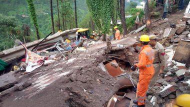 हिमाचल प्रदेश के सोलन इमारत हादसे में अब तक 12 जवानों की मौत, सेना-NDRF राहत कार्य में जुटी