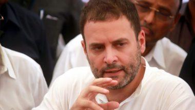 राहुल गांधी के सावरकर वाले बयान पर बीजेपी का पलटवार- उधार का सरनेम लेने से कोई गांधी नहीं होता, आपके लिए जिन्ना उपयुक्त नाम