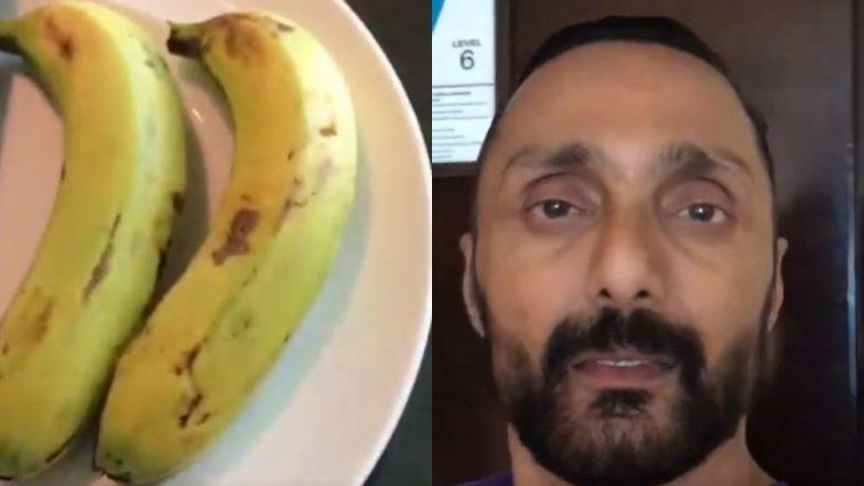 अभिनेता राहुल बोस ने एक होटल से मंगवाए दो केले, लेकिन बिल देखते ही उड़ गए होश, देखें वीडियो