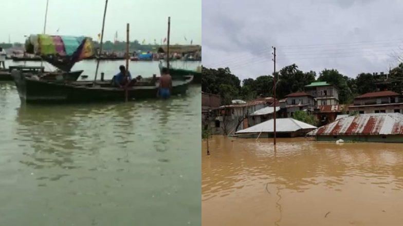 बारिश का कहर: उत्तर प्रदेश में 15 लोगों की मौत, 133 इमारतें गिरी, मिजोरम में बाढ़ के चलते 300 घरों को कराया गया खाली