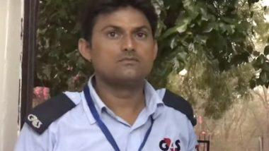 JNU के सिक्यॉरिटी गार्ड रामजल मीणा ने पास किया एंट्रेस एक्जाम, पास करना चाहते हैं सिविल सर्विसेज की परीक्षा