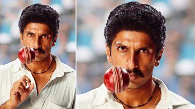रणवीर सिंह बने कपिल देव, जन्मदिन पर शेयर किया फिल्म '83' से अपना फर्स्ट लुक