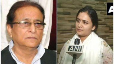 मुलायम सिंह यादव की छोटी बहू अपर्णा ने आजम खान को दी नसीहत, कहा- उन्हें अपने बयान पर माफी मांगनी चाहिए