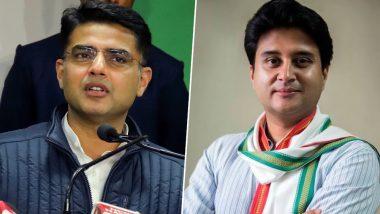 राहुल गांधी के इस्तीफे के बाद सचिन पायलट और ज्योतिरादित्य सिंधिया है कांग्रेस अध्यक्ष पद की रेस में सबसे आगे