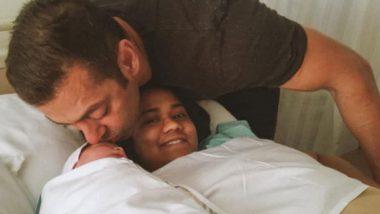 सलमान खान के घर से आई बड़ी खुशखबरी, बहन अर्पिता फिर बनने वाली हैं मां