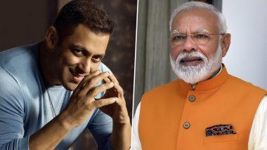 International Tiger Day 2019: पीएम मोदी ने सलमान खान की फिल्मों के जरिए दिया ये अहम संदेश