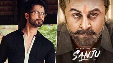 कबीर सिंह विवाद पर बोले शाहिद कपूर, फिल्म 'संजू' के डायलॉग पर सवाल उठा रखा अपना पक्ष