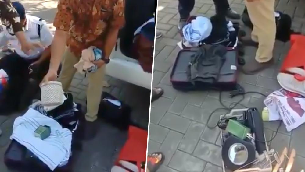 इन भारतीयों ने विदेश में किया शर्मनाक काम, डुबाया पूरे देश का नाम, देखें वायरल वीडियो
