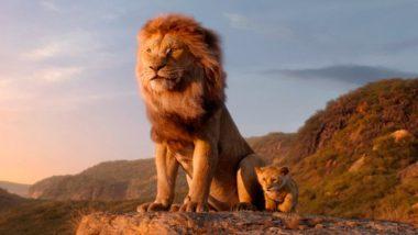 'द लायन किंग' का इकलौता असली शॉट फिल्मकार जॉन फेवरोऊ ने सोशल मीडिया पर किया शेयर, देखें तस्वीर