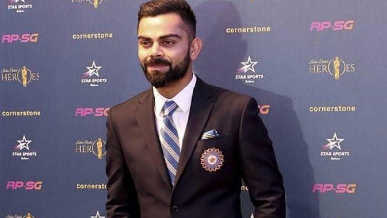 विराट कोहली ने कहा- मैदान में विपक्षीय टीम के खिलाड़ी उनका सम्मान करें इसलिए उन्होंने जीतोड़ मेहनत की