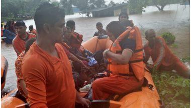 मुंबई: बाढ़ में फंसी महालक्ष्मी एक्सप्रेस में महिला को हुई प्रसव पीड़ा, सुरक्षित निकाला गया