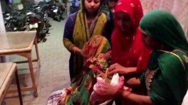 गर्भवती महिला को अज्ञात बदमाशों ने पीटा, पेट में पल रहे बच्चे की मौत