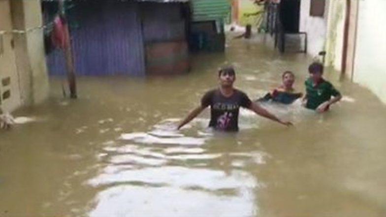 उत्तर प्रदेश: हमीरपुर में बाढ़ से 28 गांव जलमग्न, 427 परिवार हुए बेघर