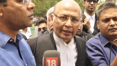 कांग्रेस के वरिष्ठ नेता अभिषेक मनु सिंघवी का बयान, कहा- पीएम मोदी को हमेशा बुरा कहना गलत