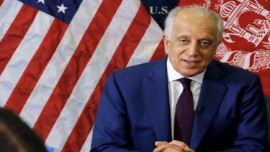पाकिस्तान के दौरे पर आएंगे अमेरिकी शांति दूत जलमय खलीलजाद, इन अहम मुद्दों पर होगी बातचीत