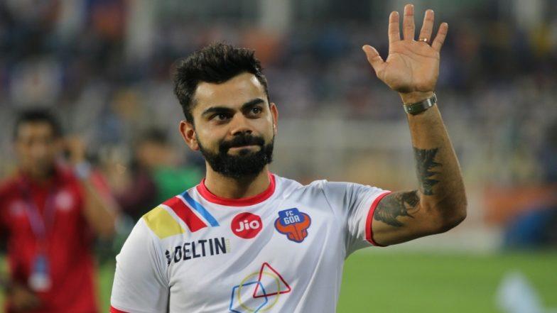 भारतीय फुटबॉल में और पैसा लगाना चाहते हैं एफसी गोवा के सह-मालिक विराट कोहली