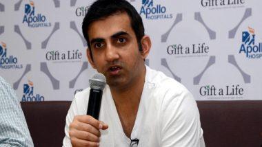 गौतम गंभीर ने विराट कोहली पर कसा तंज, कहा- धोनी और रोहित शर्मा के कारण अच्छे कप्तान बनें