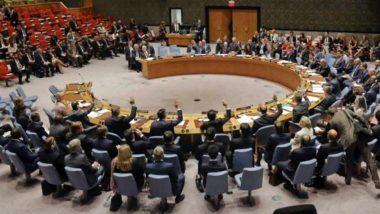 कश्मीर मसले पर संयुक्त राष्ट्र सुरक्षा परिषद शुक्रवार को 'बंद कमरे' में करेगी चर्चा, चीन ने किया था आग्रह