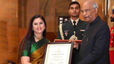 DD News की मशहूर एंकर नीलम शर्मा का निधन, इसी साल राष्ट्रपति रामनाथ कोविंद से मिला था नारी शक्ति सम्मान
