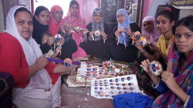 तीन तलाक के खिलाफ कानून बनने से उत्साहित मुस्लिम महिलाओं ने पीएम मोदी को भेजी राखियां, मौलाना हुए खफा