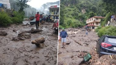 हिमाचल प्रदेश में बारिश का कहर बरकार, शिमला में नेशनल हाईवे-5 बंद- मणिमहेश यात्रा भी रोकी गई