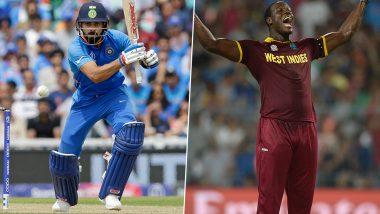 India vs West Indies 1st T20I 2019 Live Score Update: अपने डेब्यू मुकाबले में नवदीप सैनी ने हासिल किया 'मैन ऑफ द मैच' अवार्ड