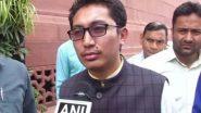 कांग्रेस ने लद्दाख को उचित तवज्जो नहीं दी, इसलिए चीन डेमचोक में घुसा: बीजेपी सासंद जामयांग शेरिंग नामग्याल