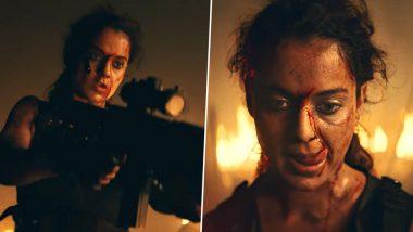 कंगना रनौत की फिल्म 'धाकड़' का टीजर हुआ रिलीज, जबरदस्त एक्शन करती हुई नजर आएंगी एक्ट्रेस, देखें वीडियो