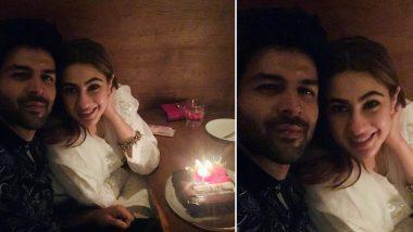सारा अली खान ने कार्तिक आर्यन के साथ खास अंदाज में मनाया अपना 24वां जन्मदिन, देखें ये रोमांटिक तस्वीर