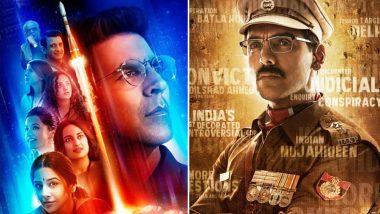 अक्षय कुमार की 'मिशन मंगल' या जॉन अब्राहम की 'बाटला हाउस', बॉक्स ऑफिस पर चलेगा किस फिल्म का जादू?