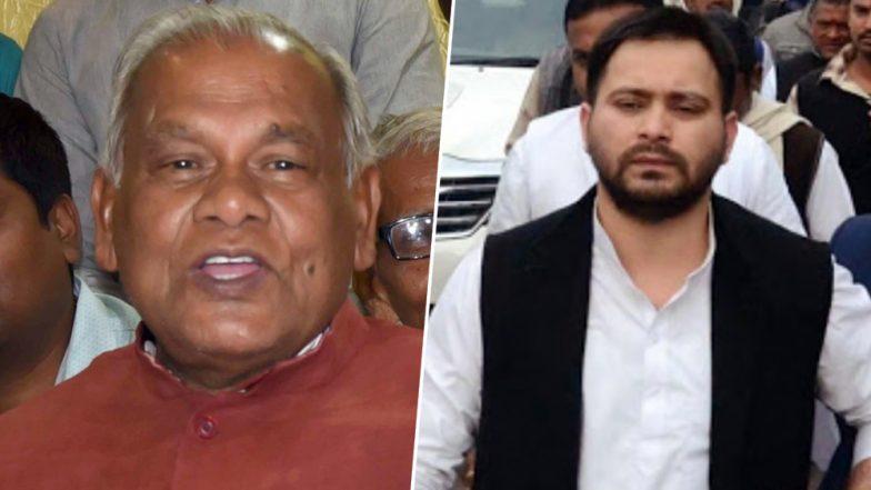 बिहार उपचुनाव: तेजस्वी को मांझी का टशन, नाथनगर सीट के लिए उम्मीदवारी पर किया दावा
