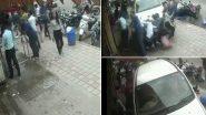 बेंगलुरू: नशे की हालत में ड्राइवर ने फुटपाथ पर चढ़ाई तेज रफ्तार कार, चार जख्मी- देखें VIDEO