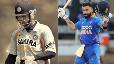 विराट कोहली के अंतर्राष्ट्रीय क्रिकेट में 11 साल हुए पूरे, भारतीय कप्तान ने ट्विटर पर शेयर किया खास मैसेज