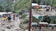 उत्तराखंड में भारी बारिश ने बरपाया कहर, चारधाम यात्रा पर लगा विराम, 8 जिलों में स्कूल बंद- अलर्ट जारी