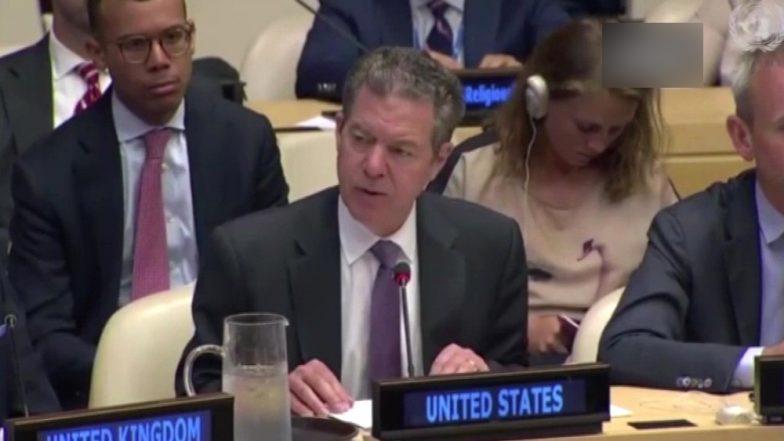 UN में पाकिस्तान और उसके साथी चीन की फजीहत, धार्मिक अल्पसंख्यकों को लेकर अमेरिका, कनाडा और ब्रिटेन ने लताड़ा