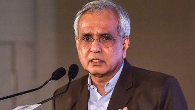नीति आयोग के VC राजीव कुमार ने कहा- 70 साल के सबसे बुरे दौर में इकोनॉमी, नोटबंदी और GST से बिगड़े हालात