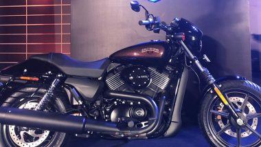 Harley Davidson Street 750: हार्ले डेविडसन ने लॉन्च की शानदार बाइक, कीमत 5.47 लाख रुपये