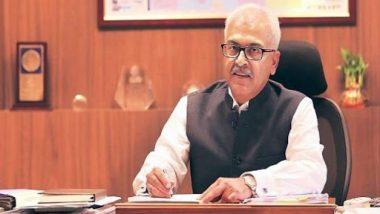 जम्मू कश्मीर को लेकर गृह मंत्रालय में उच्च स्तरीय बैठक शुरू, केंद्रीय गृह सचिव अजय कुमार भल्ला कर रहे हैं अध्यक्षता
