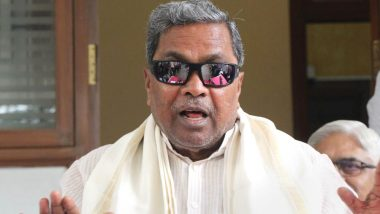 कर्नाटक: सिद्धारमैया ने वेश्याओं से की JDS कार्यकर्ताओं की तुलना, बाद में सफाई देते हुए कहा- BJP के लिए था तंज
