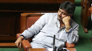 प्रवर्तन निदेशालय ने कर्नाटक कांग्रेस के नेता डी. के. शिवकुमार को मनी लॉन्ड्रिंग मामले में पूछताछ के लिए भेजा समन