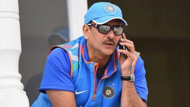टीम इंडिया के मुख्य कोच के रूप में रवि शास्त्री का एक और कार्यकाल लगभग तय